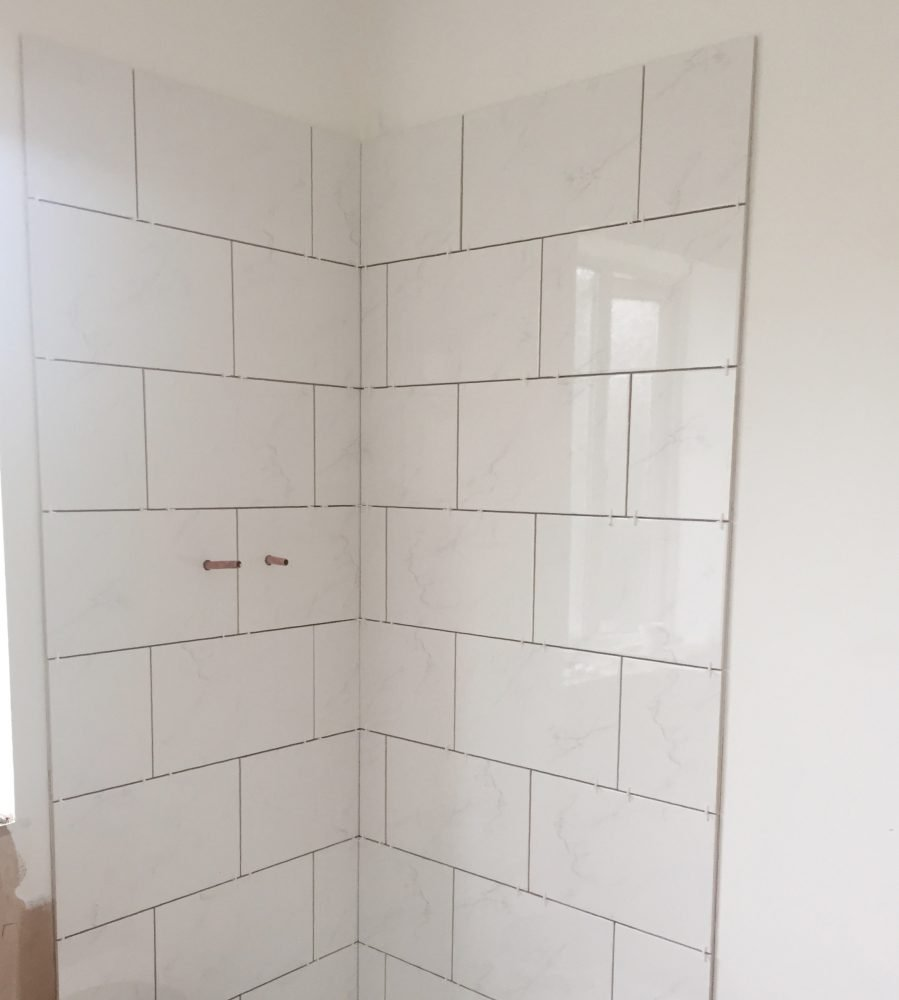 8 - Bathroom - Tiling