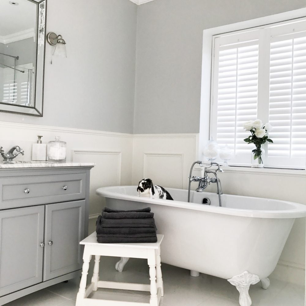 31 - Bathroom - Full with shutters