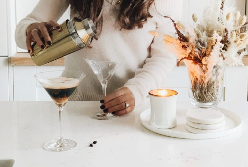 COCKTAILS & CANDLES, IN PARTNERSHIP WITH WOODWICK